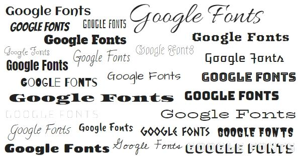 Fonturi Google cu diacritice